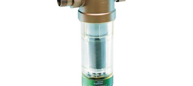 Filtry Honeywell – samoczyszczące filtry do wody