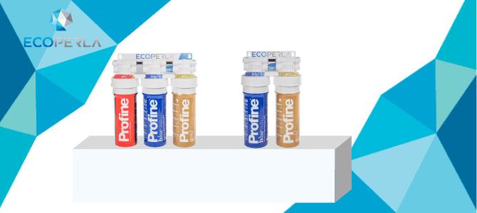 Ecoperla Profine POU – filtr do kuchni w blokach